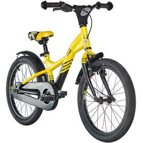 s'cool XXlite 18 Lapset lasten polkupyörä alloy , keltainen